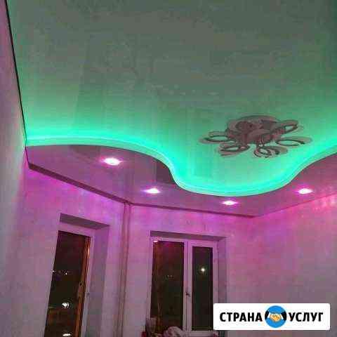 Натяжные потолки Нижневартовск