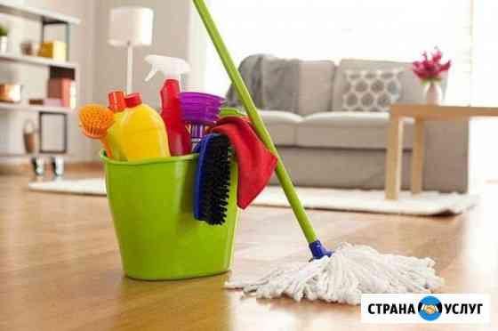 Уборка домов, квартир, магазинов Пушкино