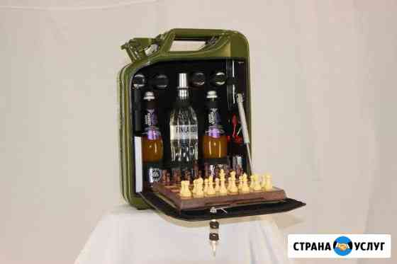 Канистра-бар Улан-Удэ
