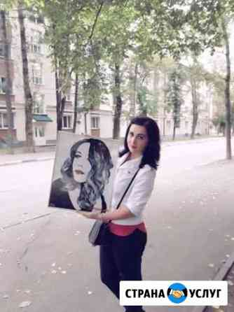 Поп арт портреты Мурманск