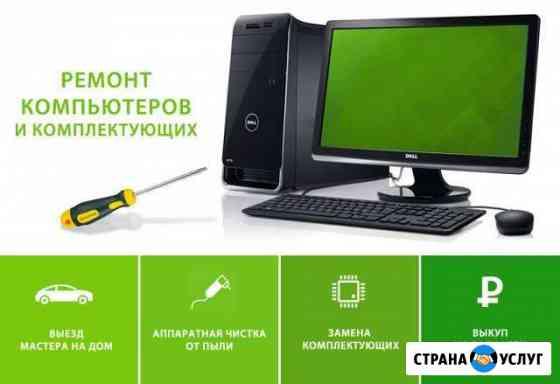 Ремонт компьютеров ремонт ноутбуков Выезд к вам Махачкала