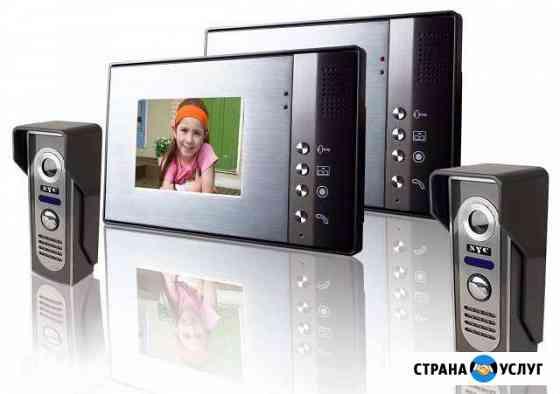 Установка и обслуживание домофонных систем Ижевск