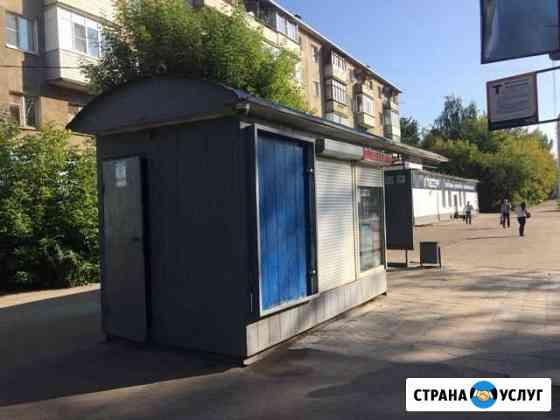 Сдаётся рекламное место на остановочном комплексе Кострома