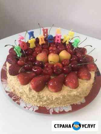 Пеку домашние торты на заказ Екатеринбург