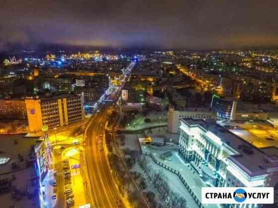 Аэросъемка, фотосъёмка и видеосъемка Мурманск