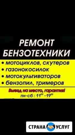 Ремонт бензотехники Саратов