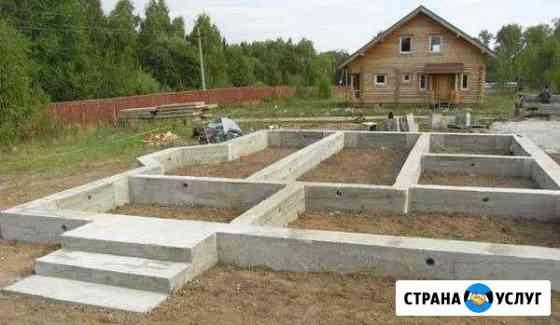 Бригада строителей по фундаменту домов Чебоксары