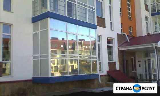 Тонирование, бронирование,окон,балконов, лоджий Екатеринбург