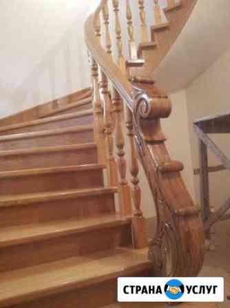 Деревянные лестницы Избербаш