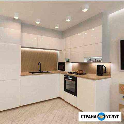 Кухни, шкафы-купе,детские Мурманск