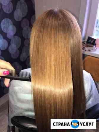 Кератин,нанопластика,ботокс волос Южно-Сахалинск