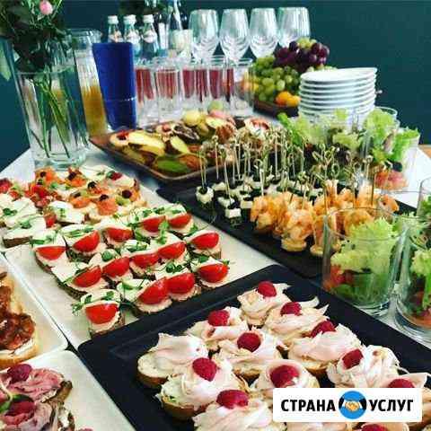 Кейтеринг (выездной ресторан) Архангельск