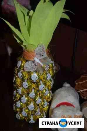 Игристо-сладкий ананас Псков