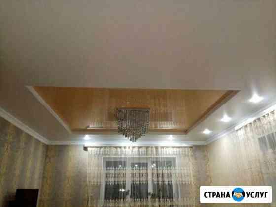 Натяжные потолки artэль Магнитогорск