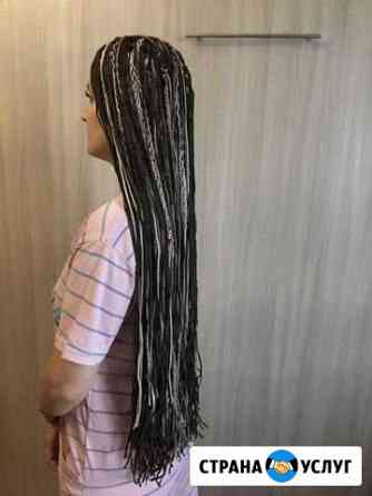 Плетение кос(брейды, зизи, афра) Омск