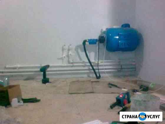 Бурение водозаборных скважин, подключение скважин Котлас
