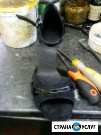Мастер по ремонту чемонанов.обуви и кож галантереи Санкт-Петербург