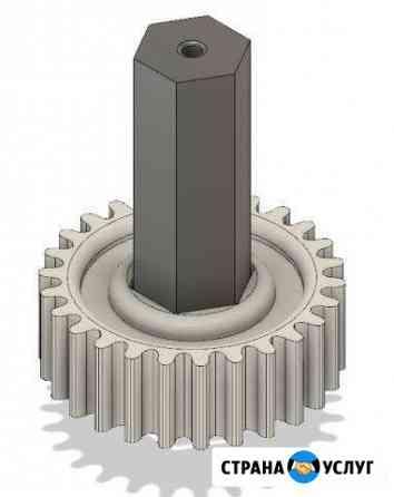 Моделирование для 3д печати и распечатывание Калуга