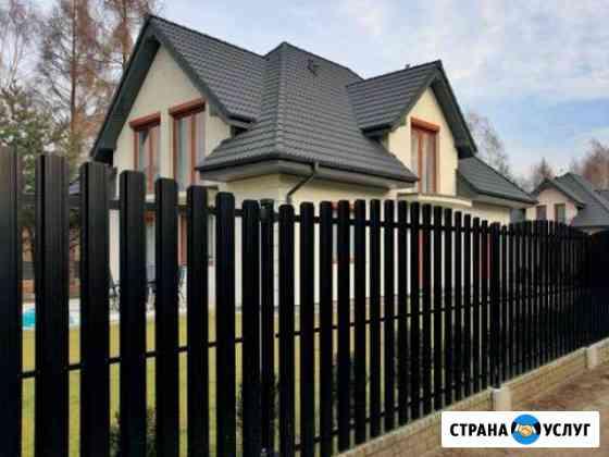Забор под ключ Обнинск
