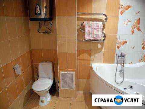Ремонт ванных комнат Самара