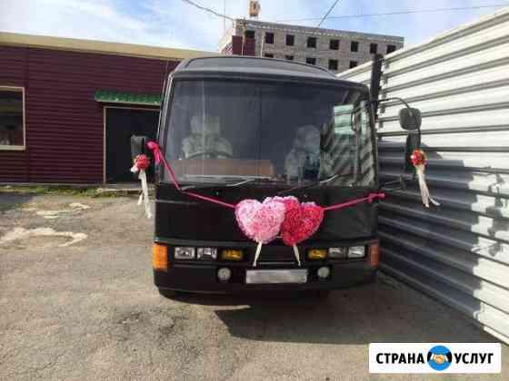 Аренда Автобуса, автобус для вечеринок Магадан