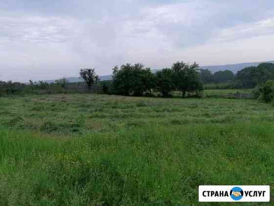 Покос травы Апшеронск