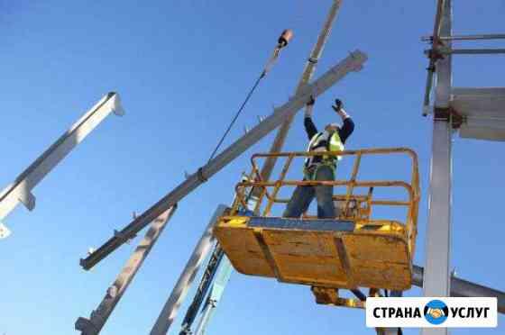 Разрешение на высотные работы Санкт-Петербург