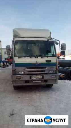 Грузоперевозки рефрижератор до 12,5 тонн Комсомольск-на-Амуре