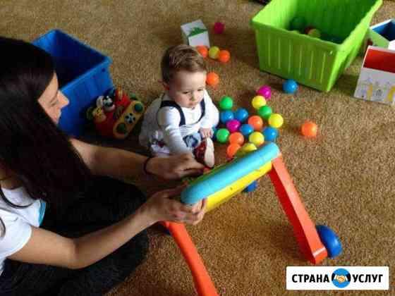 Профессиональная няня Вашему малышу Волжск