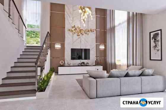 Дизайн интерьера Яблоновский