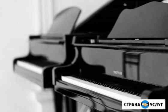 Уроки игры на фортепиано, репетиторство Томск