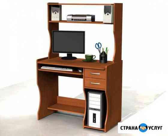 Изготовление компьютерных столов и офисной мебели Горно-Алтайск