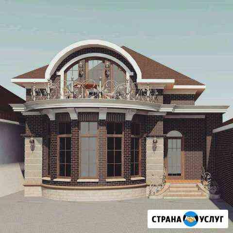 Архитектор, Проектировщик Грозный
