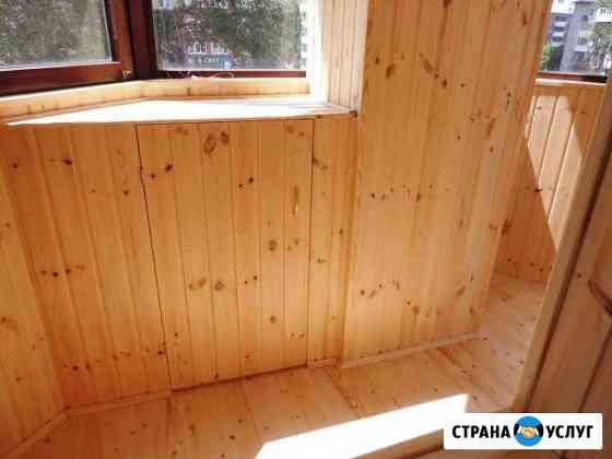 Плотнические и отделочные работы Уфа