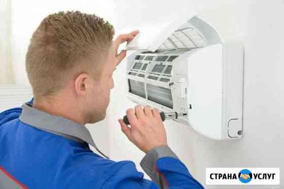 Лучшая установка кондиционеров в г.Ижевск.Гарантия Ижевск