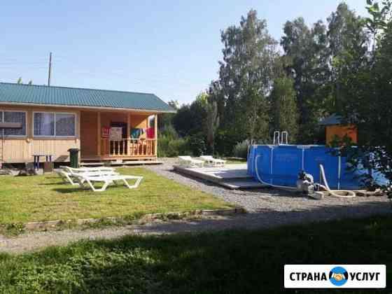 Отдых в Горном Алтае. С. Ая Горно-Алтайск