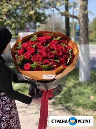 Букеты, живые цветы Грозный