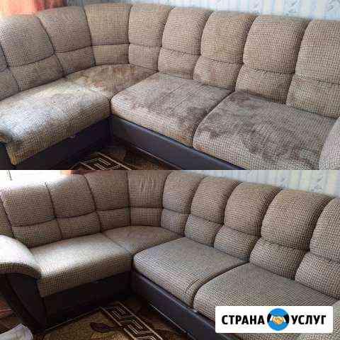 Химчистка.Мебель останется сухой Севастополь