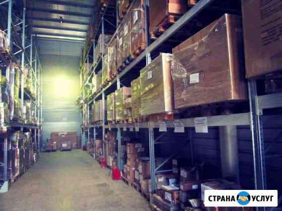 Ответхранение груза. от 1 кв. м Ульяновск
