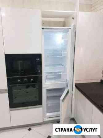 Установка и подключение кухонной техники Казань