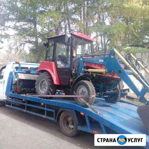 Эвакуатор в Омске, области и России Колосовка