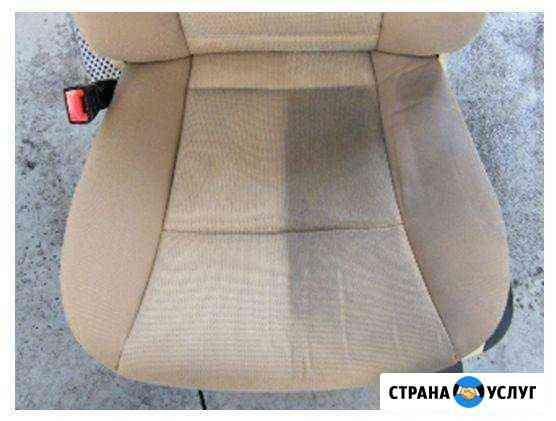 Химчистка салона автомобиля, снятие тонировки Владикавказ