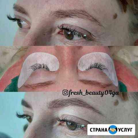 Оформление и окрашивание бровей Горно-Алтайск