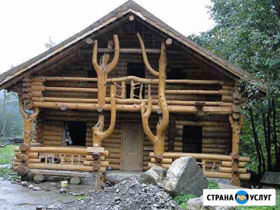Эксклюзивные срубы Русских бань и Изб Великий Новгород