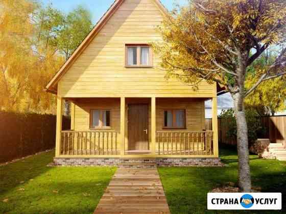 Дачный дом 6х6м Малина под ключ от производителя Великий Новгород