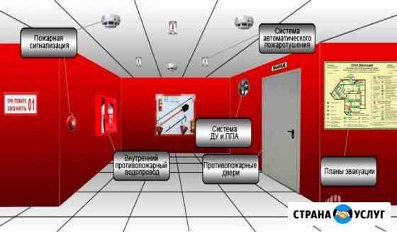 Пожарная сигнализация Ульяновск