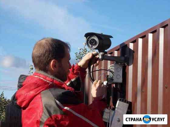 Обслуживание и монтаж видеонаблюдения Северодвинск