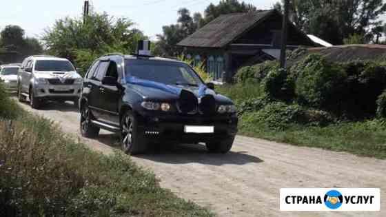 Авто на свадьбу, выписку из роддома и.т.д BMW X5 Балаково