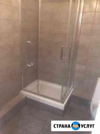 Ремонт ванной комнаты Курск