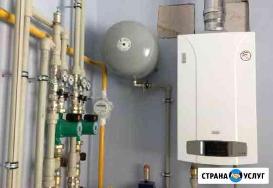 Монтаж систем отопления и водоснабжения Нальчик